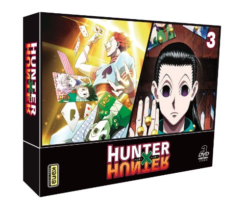 Hunter X Hunter - Vol. 3 [Édition Collector]
