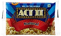 Act II Natural Microwave Popcorn, 33g