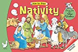 The Nativity: Step by Step with Steve Smallman (How to Draw)