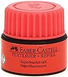 Faber-castell - 154921 refill pour surligneur 1543, 1546 et 1548/rouge