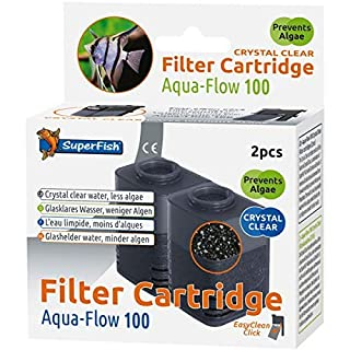 Aqua-Flow 100 Crystal Clear Cartridge