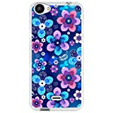 Phone Case for [Wiko Rainbow Jam] design [Floral spring