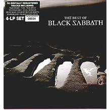 The Best of Black Sabbath 4-Lp-Set [Vinyl LP]
