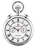 KS Marcatori classici numeri romani funzione cronografo orologio da taschino al quarzo KSP092