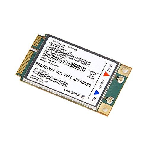 Ericsson Wireless Wifi Wlan Karte F5521GW mini PCI-E gebraucht kaufen  Wird an jeden Ort in Deutschland