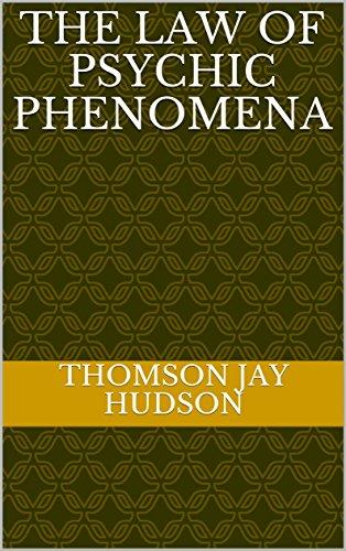 the-law-of-psychic-phenomena-english-edition