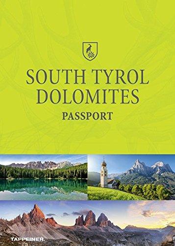 scaricare ebook gratis South tyrol dolomites. Passport. Ediz. italian, inglese e tedesca PDF Epub