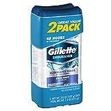 Gillette Clear Gel Cool Wave Anti-Perspirant / Deodorant Twin Pack