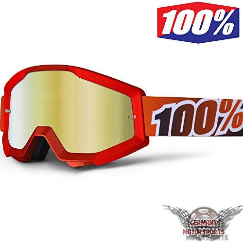 motocross-lunettes-lunettes-cross-or-rouge-100-strata-fire-red-lunettes-de-soleil-masque-quad-atv-mx