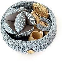 Panera de los tesoros y pelota montessori mint