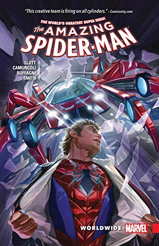 Amazing Spider-Man: Worldwide Collection Vol. 1 (Amazing Spider-Man (2015-2018)) (English Edition) (Comic 1 Spider-man)