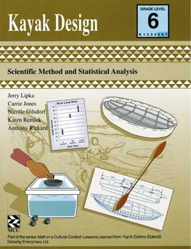 Kayak Design - Kit: Scientific Method and Statistical Analysis (Math in a Cultural Context)
