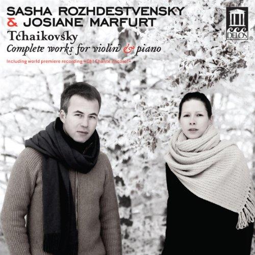 Opere Per Violino E Pianoforte: Serenata Malinconica Op.26, Valse-Scherzo Op.34