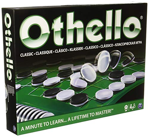 Cardinal Games - 6038101 - Othello, taktisches Brettspiel, 2 Spieler ab 7 Jahren