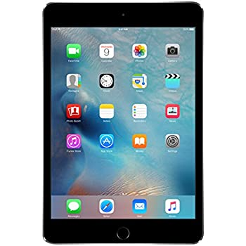 Apple iPad Mini 4 128GB Wi-Fi - Space Grey