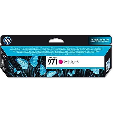 HP CN623AE - Cartucho de tinta HP 971, magenta