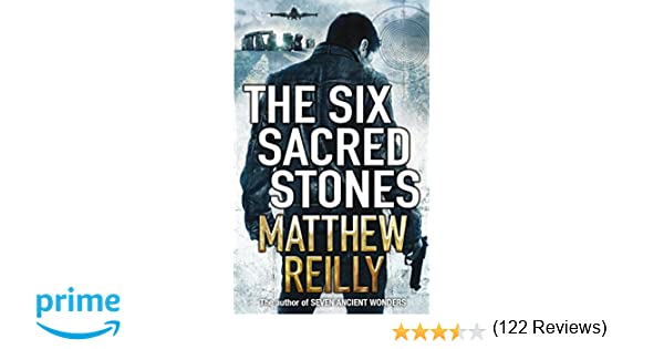 list of books by matthew reilly