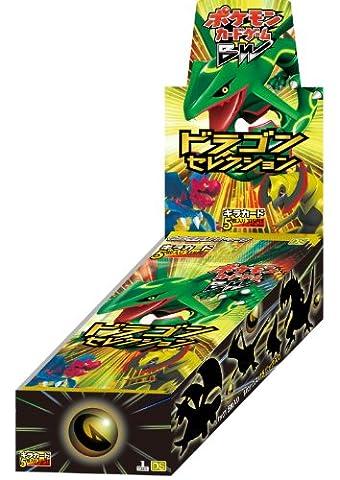 Pokemon Black and White Dragon Selection Booster Box