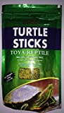 TOYA TURTLE STICKS 100g - Toya Reptile - Great for all kinds of Aquatic Turtles - For optimum nutritional balance