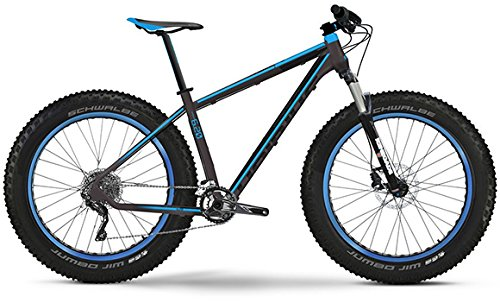 Haibike Fatcurve 6.20 26R Fatbike/Mountain Bike 2016