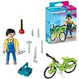 4791 Idraulico con bici - ultimi pezzi