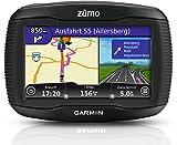 """Garmin Zumo 390LM EU - Navegador GPS para motocicletas de 4.3"""" (con Bluetooth, mapa de Europa completa y actualizaciones gratuitas de mapas de por vida del GPS), negro"""