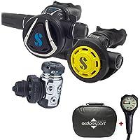 Scubapro mk17evo/C370/r095regulador bajo Set