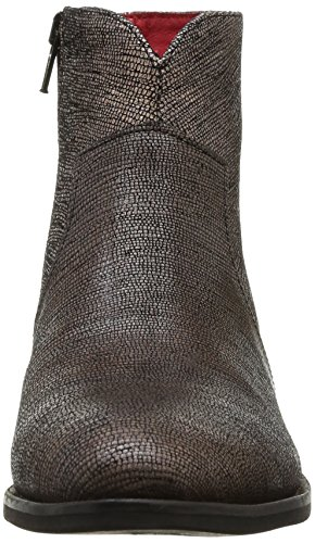 Pastelle Jane Damen Stiefel Beige (Beige (Leder Fantaisie Métallisé))