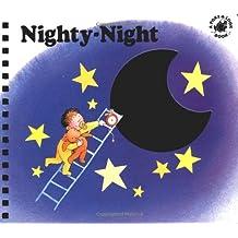 Nighty-Night (Poke and Look) by Wendy Cheyette Lewison (1992-09-16)