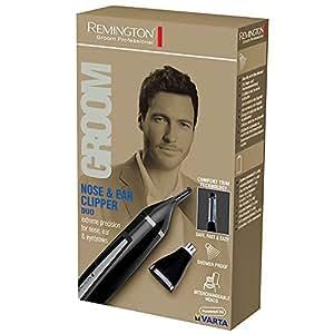 Remington NE3350 Body Nose Ear Eyebrow Facial Hair Clipper Trimmer Shave Groomer