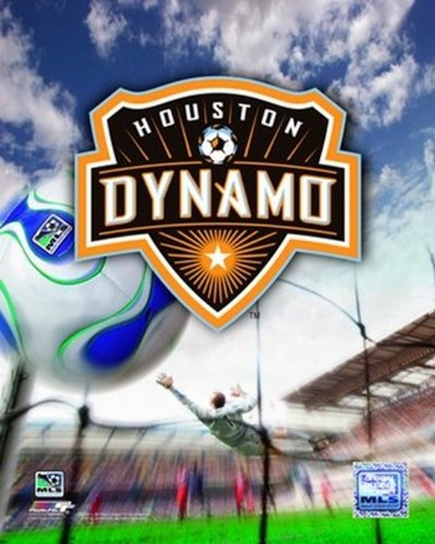 The Poster Corp Houston Dynamo Team Logo (2007) Photo Print (20,32 x 25,40 cm) Houston Dynamo-poster