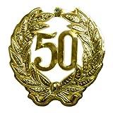 Wanddeko'50. Jubiläum' 45 cm