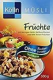 Kölln Müsli Früchte ohne Zuckerzusatz, 7er Pack (7 x 500 g)