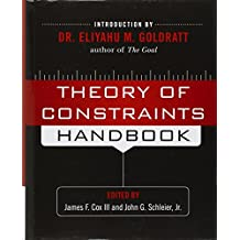 Theory of Constraints Handbook (Mechanical Engineering)