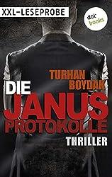 XXL-Leseprobe: Die Janus-Protokolle: Thriller