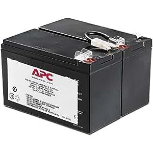 APC Replacement Battery Cartridge #109 Batterie d'onduleur 1 x Acide de plomb