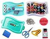#1: CreativeVia Plastic Multipurpose Tailoring Kit