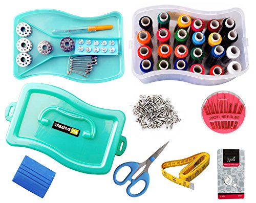 CreativeVia Plastic Multipurpose Tailoring Kit