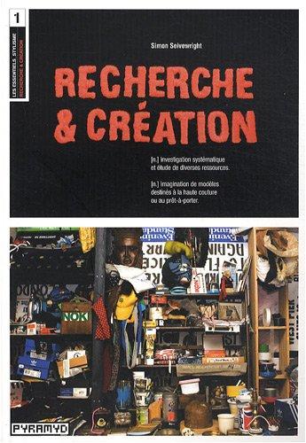 Recherche et création par Simon Seivewright