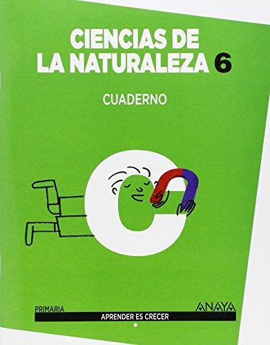 Ep 6 - Naturales Cuad. (mad) - Apre. Crec. por Aa.Vv.
