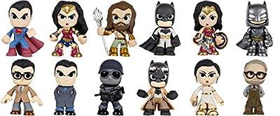 Funko TFGUGT026 Figurine - Dc Comics - Batman Vs. Superman Mystery Mini - Modèle Aléatoire
