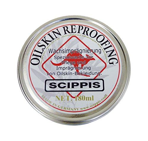 """Scippis - \""""OILSKIN WACHS \"""" - OILSKIN WACHS - - in div. Größen"""