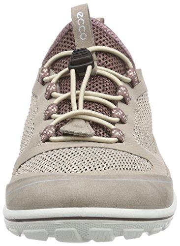 Ecco  ECCO ARIZONA, Chaussures Multisport Outdoor femme Beige - Beige (MOON ROCK/MOON ROCK/DUSTY PURPLE59500)