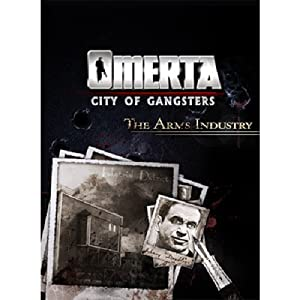 Omerta: City of Gangsters: The Arms Industry (DLC) [Online Code]