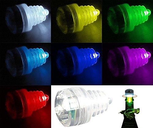 Lunartec-Leuchtender-Flaschenverschluss-mit-Farbwechsel-LED-4er-Set