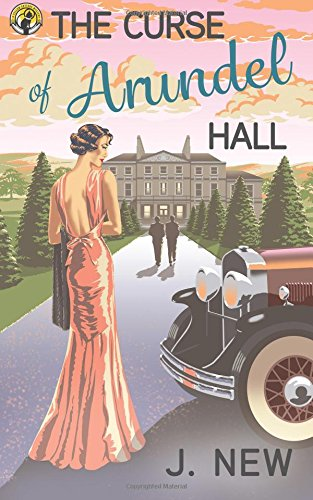 Book cover image for The Curse of Arundel Hall: Volume 2 (A Yellow Cottage Vintage Mystery)