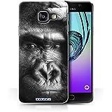 Coque de Stuff4 / Coque pour Samsung Galaxy A3 (2016) / Gorille / Singe Design / Animaux de zoo Collection