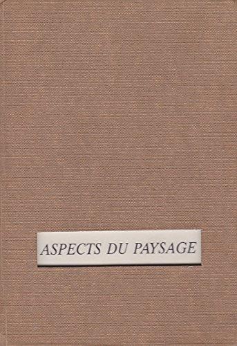 Aspects du paysage [par : Balmayer ; Ceccaroli ; Kempf], Paris Audiovisuel, 1990
