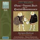 Alfred Deller, contre-ténor: Intégrale des enregistrements Vanguard - Volume 4