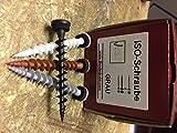 Dämmungsschraube ISP80 GRAU 10Stück